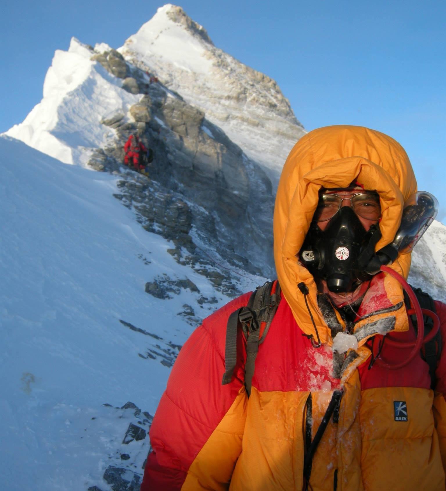 высотное снаряжение горного альпиниста